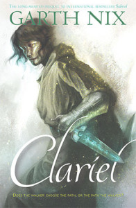 clariel cover thing